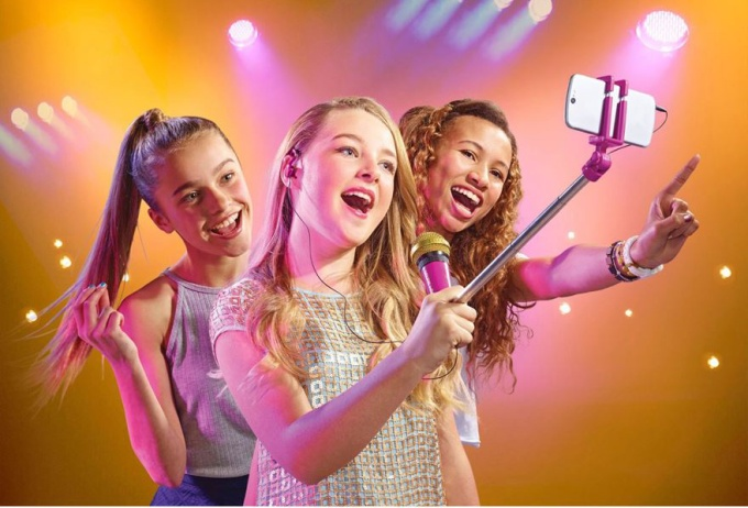 selfie-mic-mikrofonas